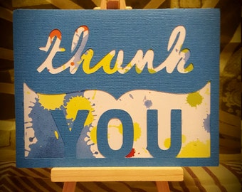 thank YOU (blank)