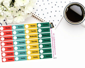 Planner Stickers|Christmas Delight Date Covers|Christmas Delight Mini Kit|Christmas Stickers|Decorative Flag Stickers|DC016