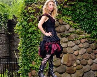 Vampira dress