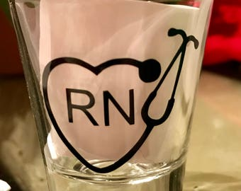 RN Shotglass