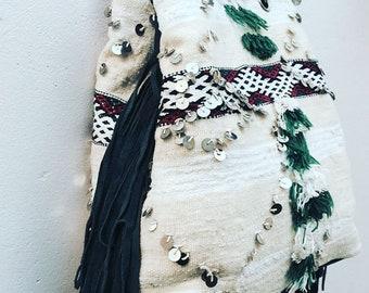 Ethnic Fringed Shoulder bag