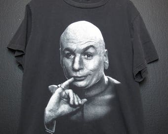 Austin Powers Dr.Evil vintage 1998 Tshirt