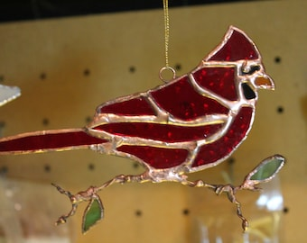 handcrafted stained glass suncatchers