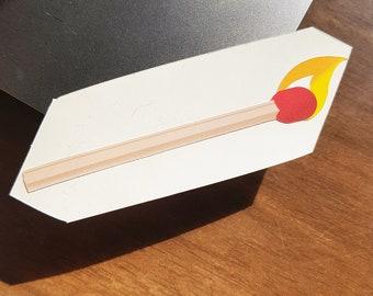 Match Sticker
