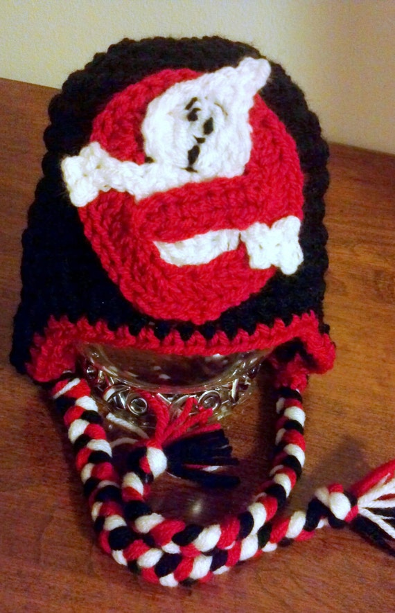 Ghostbusters Inspired Hat Crochet Pattern Newborn To Adult From
