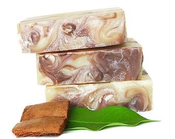 Teakwood Soap - men's soap - Sandalwood Soap - soap for men - mans soap - handmade soaps - bar soap - wholesale soap - Made in Michigan