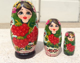 "Poupée russe ""Matriochka"""