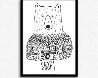 Snap!- poster