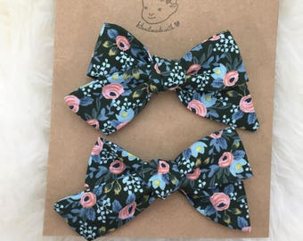 Rose Menagerie Mini Pinwheel Piggy Set