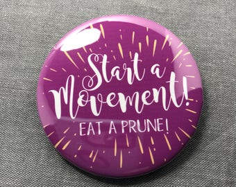 """Be a goal digger Inspirational quote pin Pinback Button, Compact Mirror or Fridge Magnet -  2.25"""""""