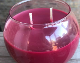 Dreaming of Summer Magenta Candle (16 oz.)