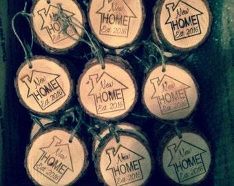 "100 Smooth 3""Pine Woodslices CRAFT"