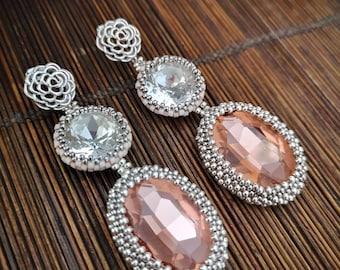 Jewel Earrings.