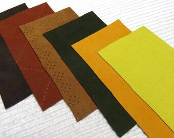 Ultrasuede Pieces, Ultrasuede Supplies, Ultrasuede Squares, Colorful Ultrasuede, Ultrasuede Patches, Ultrasuede Cuts, Ultrasuede Scrap Bag