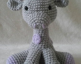 Giraffe stuffed animal