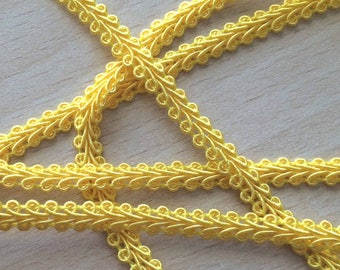 """Ears"" 081 5 mm yellow stripe"