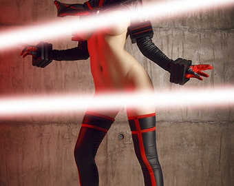 Unique Kill la Kill! - Ryuko Matoi erocosplay print !!!18+!!!