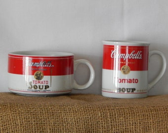 A Couple of Campbells Soup Cups