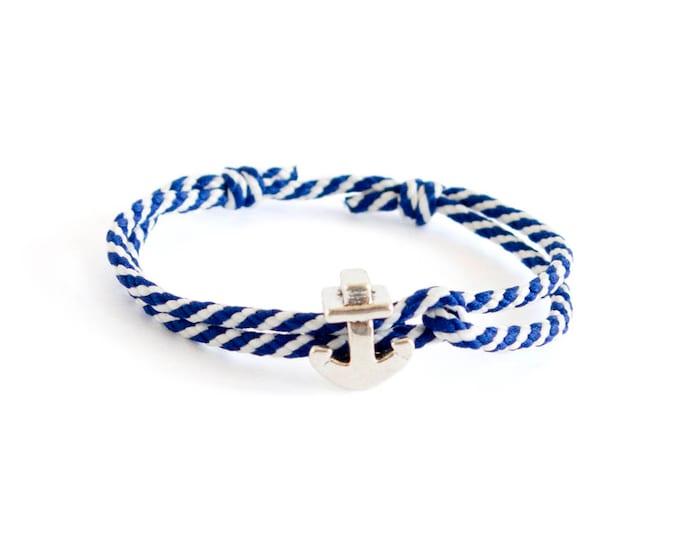 Anchor Bracelet For Guys, Anchor Bracelet Mens And Womens Anchor Bracelet Jewelry