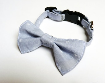 Collar for dogs - Snowflakes