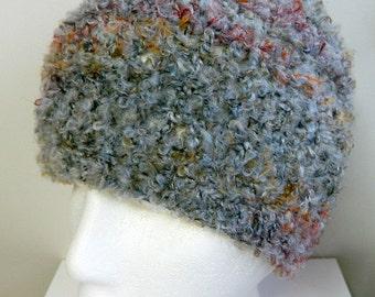 Gray Beanie Grey Beanie Crocheted Gray Beanie Hat Crocheted Grey Beanie Hat Gray Beanie Hat Grey Beanie Hat