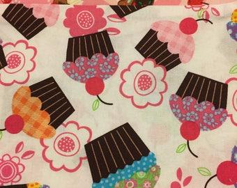 Cupcakes Galore Standard Pillowcase