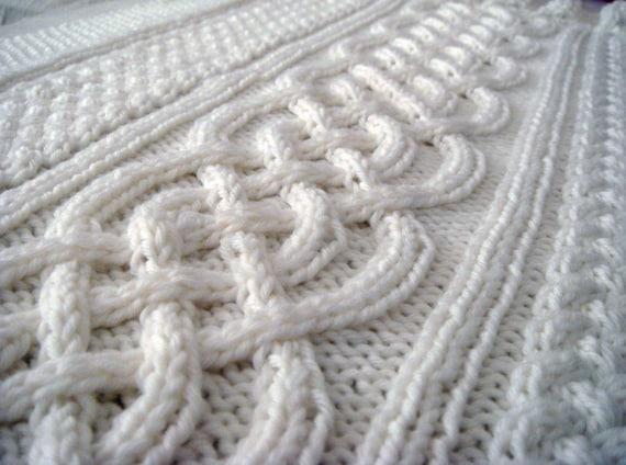 Aran Blanket Knitting Pattern Gallery Knitting Patterns Free Download