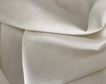 Cotton and linen mix fabric