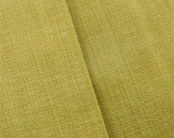 Citrus Green Lucetta Chenille Home Decorating Fabric, Fabric By The Yard