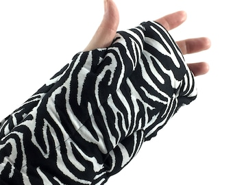 Microwaveable, Hand Warmer, Wrist Wrap, Heating Pad, Relaxation Gift Under 30, Get Well Gift, Gamer, Physical Therapy, Pain Relief