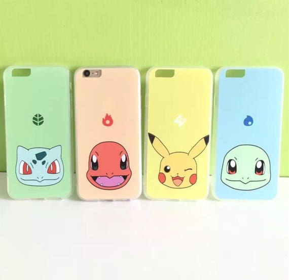 coque iphone 7 plus pikachu