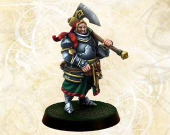 Jarvis, militia sergeant