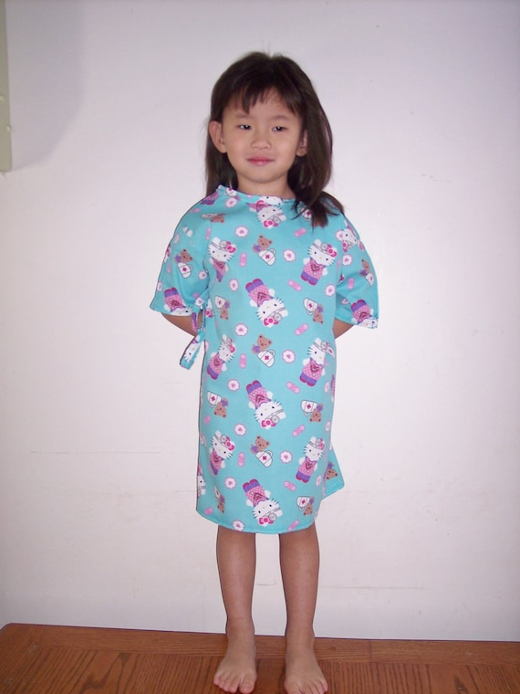 Hospital Gown Childs hospital gown Hospital Gown for