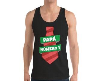 Dad Shirt - Papá Número 1 Shirt - Papá Shirt - Dad - Gift for Dad - Fathers Day Shirt - Fathers Day - Fathers Day Gift - Shirt for Dad