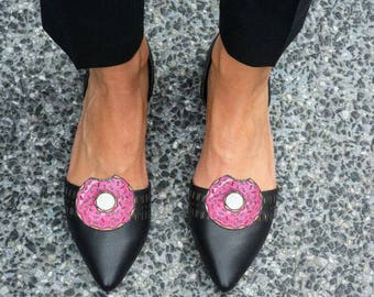 Donut - shoe clips