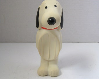 Vintage Avon Snoopy Floating Soap Dish United Features 1950