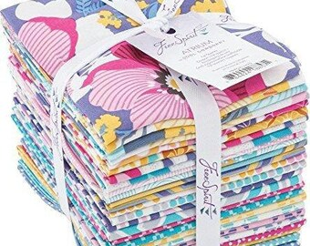 Free Shipping JOEL DEWBERRY ATRIUM Fat Quarter Bundle of 26 Precut By Free Spirit Fabrics Atrium Fabric Collection