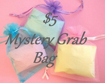 Mystery grab bag - Clearance
