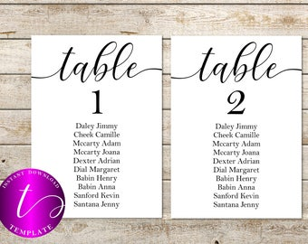 Rustic Wedding seating chart template printables,rustic wedding seating board template,rustic Wedding find your seat,wedding table number,22