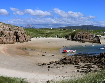 Photo of Ireland, Beach, Co. Donegal, photography, Irish Photography