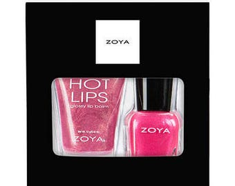 Zoya Color Cube: Kiss at Midnight