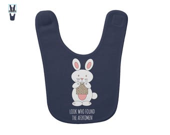 Interfaith Baby Bib for Passover/Easter