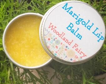 Marigold Lip Balm