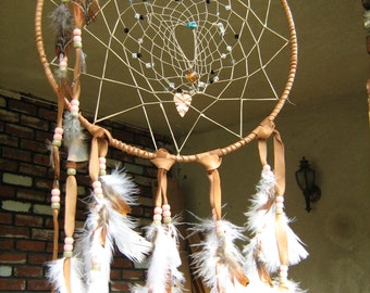 Dragon Heart Dream Ring  Custom Made Dreamcatchers, A Large impact this dream will give you, and it can be hung as a mobile