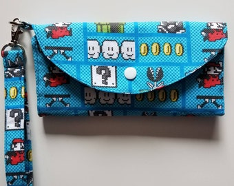 Plumber Brothers Fold Up Wallet