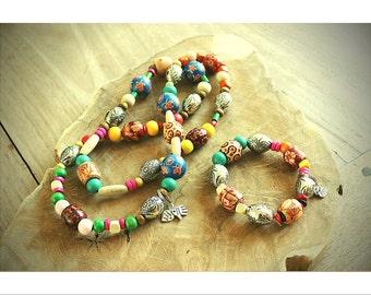 Jewelry Set Cheerful
