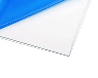 "8"" x 10"" Acrylic Plexiglass pack of 10"