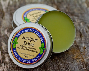 Juniper Salve 1 oz.