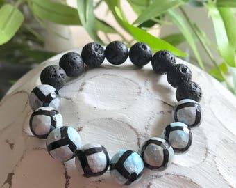 Lotsa Lava Diffuser Bracelet