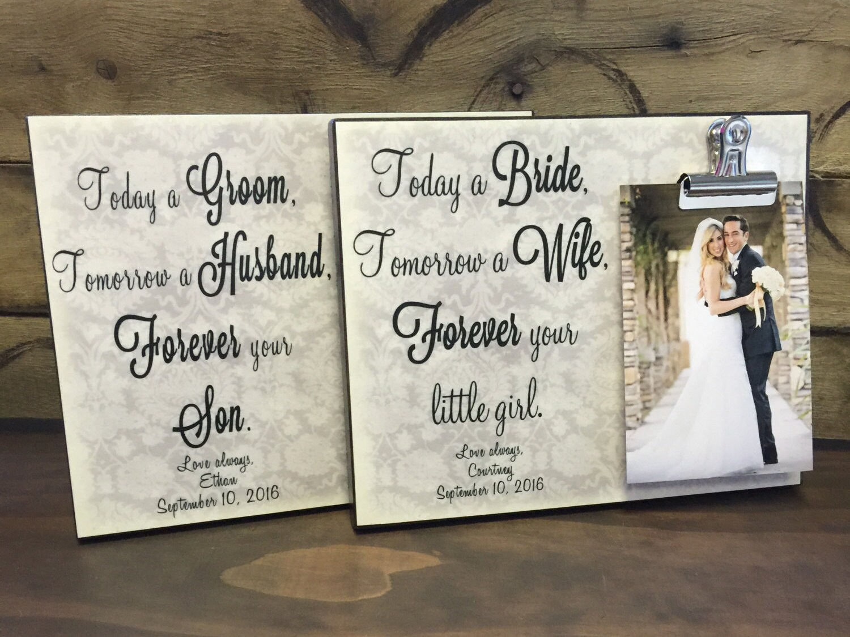 Emejing Parents Gift For Wedding Ideas - Styles & Ideas 2018 - sperr.us